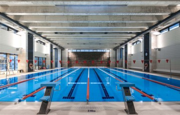 Bilkent University Swimming Pool
