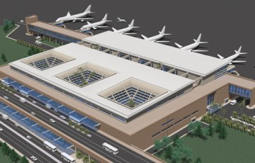 Dalaman Airport New International Terminal Building
